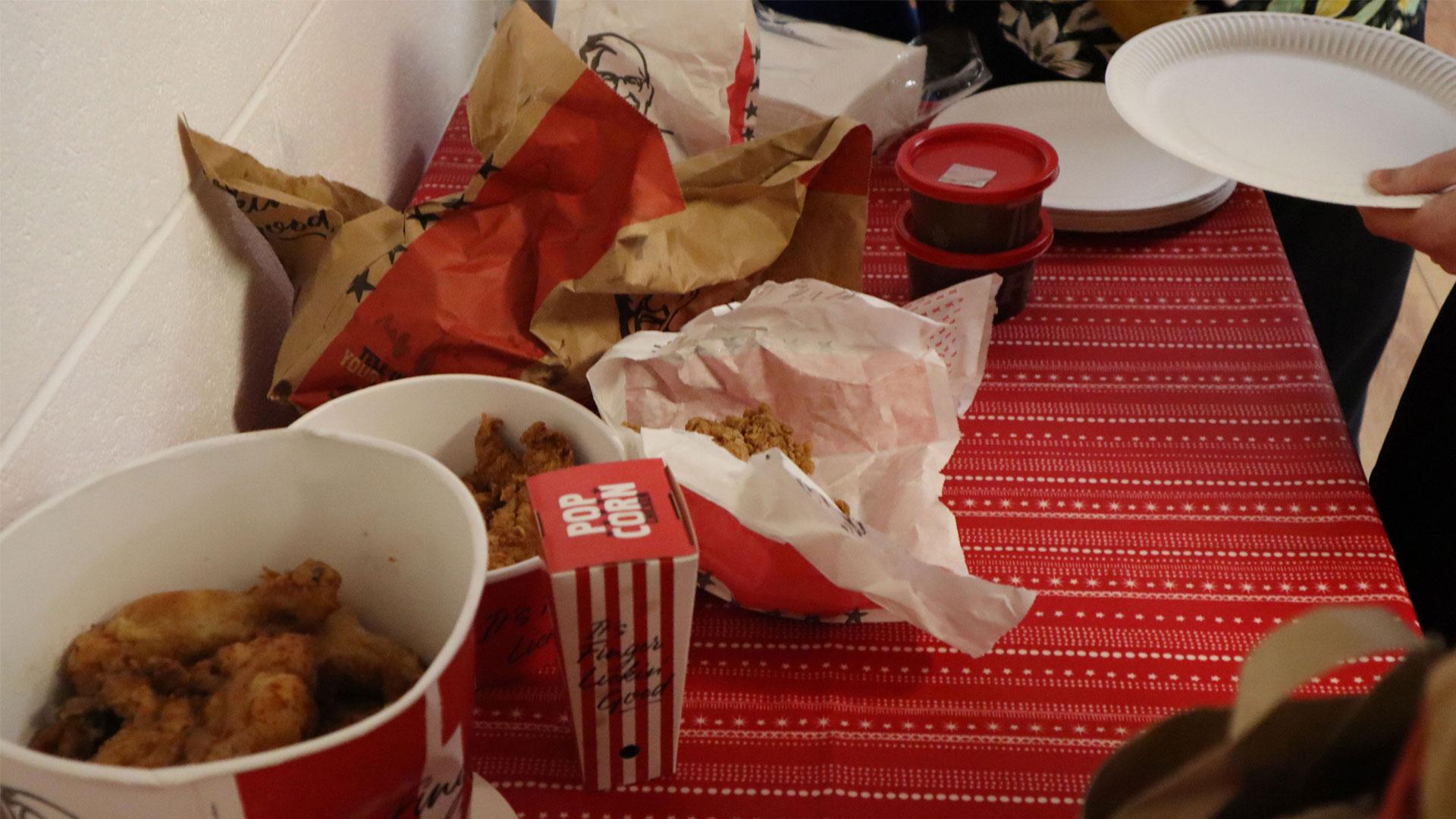 KFC at Liverpoolmoneyman